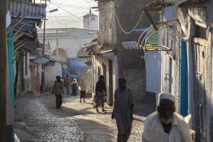 هرر: مدينة القات والقهوة والتراث الإسلامي فياثيوبيا