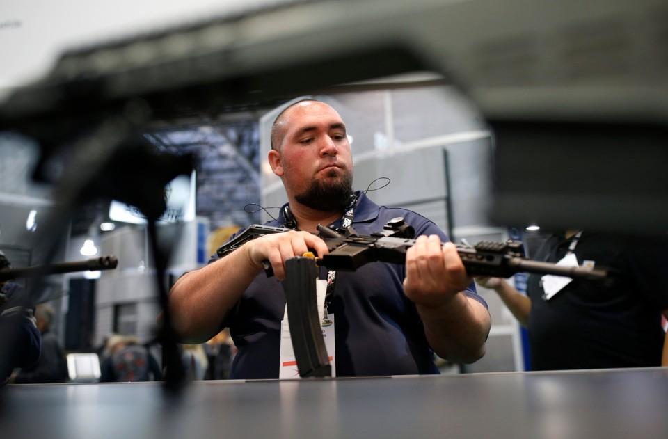 Gun Show Las Vegas