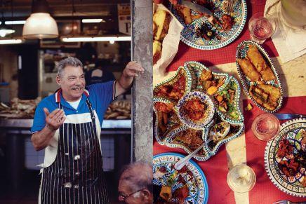 رحلة في الجذور العربية للمطبخالصقلي